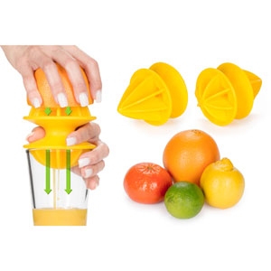 Double Sided Juicer - $9 with FREE Shipping!