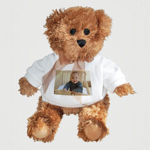 Valentine's Day Personalized Teddy Bear - $9.99!
