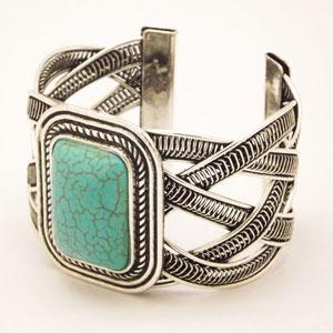 Azure Heavens Retro Turquoise Bracelet - $17 with FREE Shipping!
