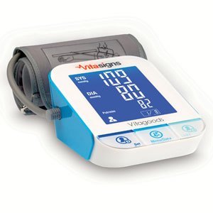 Bluetooth Desktop Blood Pressure Monitor - $38 with FREE Shipping!