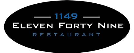 1149 - Eleven Forty Nine Restaurant $50 Gift Card