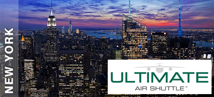 $300 credit toward one round-trip ticket to NYC (from Lunken $749, from CVG $695), via Morristown, NJ