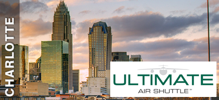 $300 Credit toward one round-trip ticket to Charlotte, NC (from Lunken $599)!