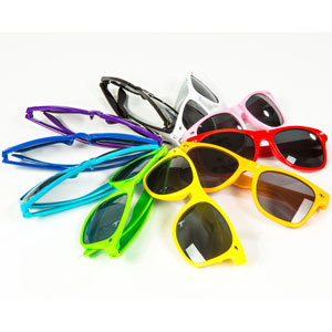 Wayfarer Style Sunglasses - $7 with FREE Shipping!