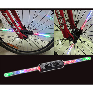 64 Bulb Count LED Wheel Light - $19 with FREE Shipping!