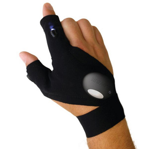 Glove Flashlight - $19 with FREE Shipping!