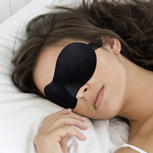 3D Sleeping Eye Mask- $14 with Free Shipping