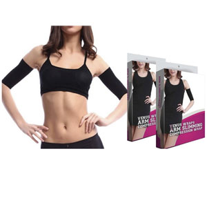 Pair of Arm Slimmer Compression Wraps- $16 with Free Shipping