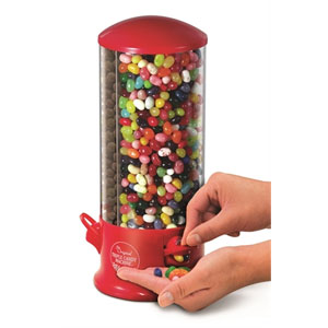 Fun Easy-Fill Triple-Compartment Candy Machine- $24.50 with Free Shipping