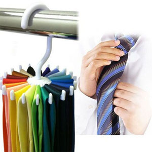 Set of THREE Rotating Tie Hangers - $14 with FREE Shipping!