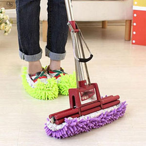Mop Slippers - $15 with FREE Shipping!