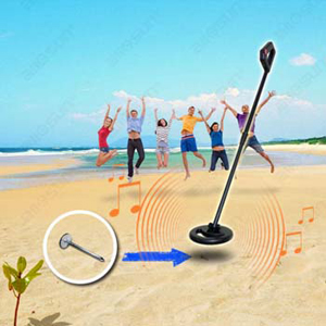 Portable Metal Detector - $49 with FREE Shipping!