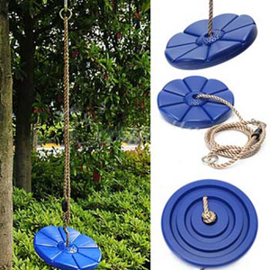 Rotating Swing Seat with Rope - $35 with FREE Shipping!