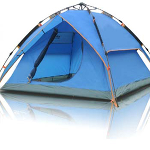 3-4 Person Water/Wind Proof Camping Tent - $110 with FREE Shipping!
