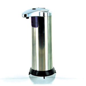 Stainless Steel Hands Free Soap Dispenser- $17 with Free Shipping
