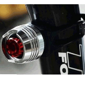 Bicycle Red LED Tail Light - $7 with FREE Shipping!