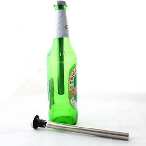 Beer Cooling Sticks - 2 Pack - $18 with FREE Shipping!