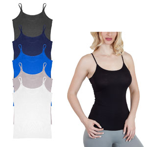 Women's Camisoles 6-Pack- $29.50 with Free Shipping