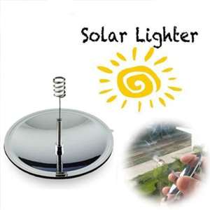 Solar Fire Starter/Survival Tool - $16 with FREE Shipping!