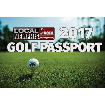 2017 Local Memphis Golf Passport