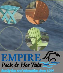 Set of 2 Adirondack Chairs