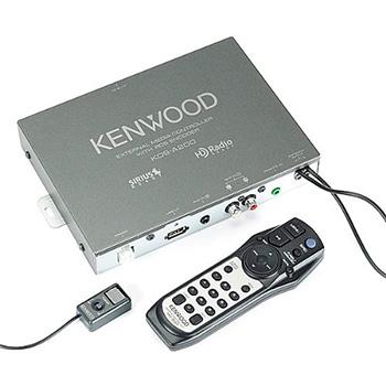 Sounds on Wheels - Kenwood KOS-A200 External Media Controller