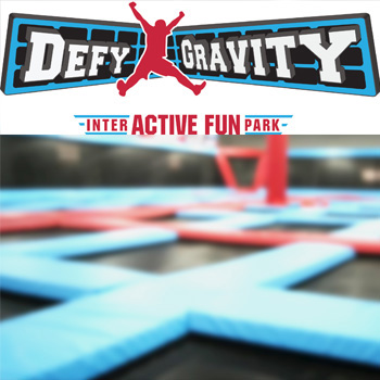 Defy Gravity - $50 Voucher