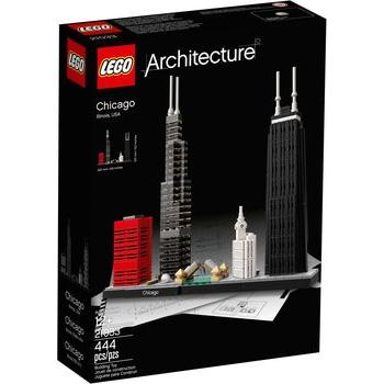 LEGOLAND Discovery Center Chicago - LEGOLAND Annual Passes and Architecture Chicago Skyline set