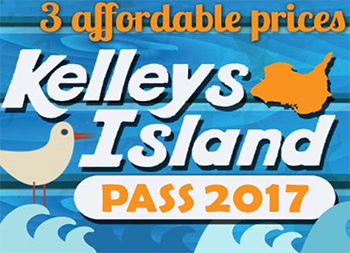 Kelleys Island Pass - NO FERRY <br> (Food & Entertainment ONLY)