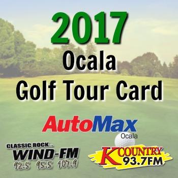 Ocala Golf Card