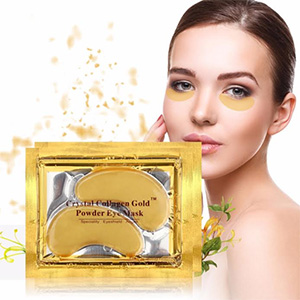 Gold Collagen Eye Mask - 4 Pack - $10.00 with FREE Shipping!