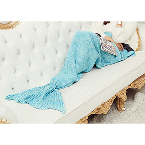 Children's Mermaid Blanket - $22.00 with FREE Shipping!