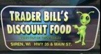 TRADER BILLS DISCOUNT FOOD