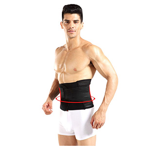 Men's Adjustable Double-Compression Waist-Slimming Belt - $19.99 with FREE Shipping!