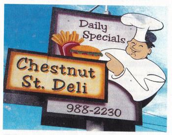 Chestnut St. Deli