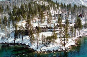 Zephyr Point Retreat for 20
