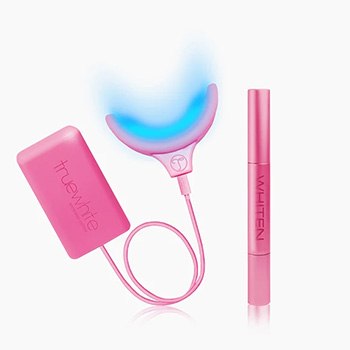 Truewhite Luce Set in Pink - $33.00 with FREE Shipping!