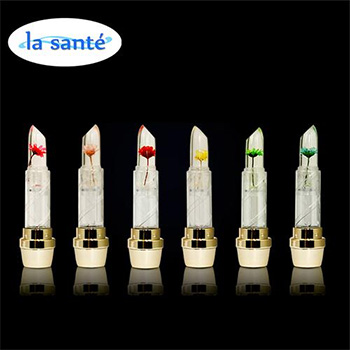 La Sante™ Lexi Flower Power Lipstick - $11.99 With FREE SHIPPING