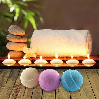 Amoré Fresh Handmade Bath Bombs (6-Piece Gift Set) - $24.99 With FREE Shipping