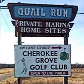 Cherokee Grove Golf Course