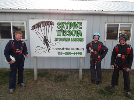 Skydive Wissota (Indianhead Sport Parachute Club)