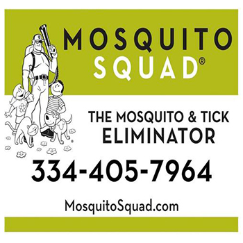Mosquito Squad Of The Wiregrass
