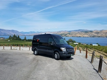 Bookmark Tours-Wenatchee Valley Wine Tour