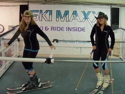 Indoor Ski & Snowboard Lessons