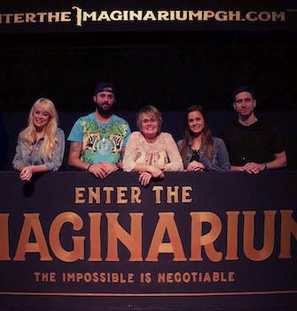 Enter the Imaginarium in Harmar!