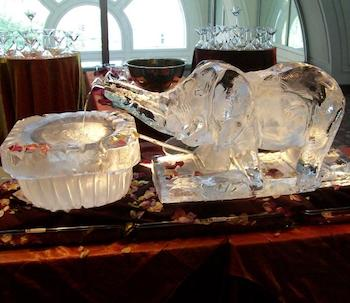 Ice Carvings from Ice Creations!
