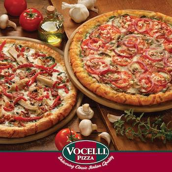 Vocelli Pizza - 3 Locations!!