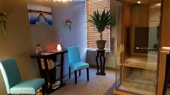 Blissful Balance 3 – 30 minute infrared sauna sessions
