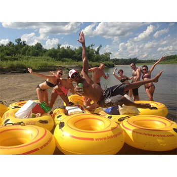 Tubing and Adventures