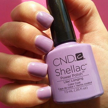 Shellac Manicure from Nails By Debbie